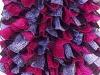 Samba Maroon Lilac Fuchsia