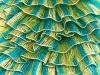 Samba Yellow Turquoise Green