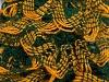 Mirabella Glitz Yellow Green Gold