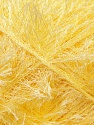 Fiber Content 100% Polyester, Light Yellow, Brand ICE, Yarn Thickness 5 Bulky  Chunky, Craft, Rug, fnt2-22709