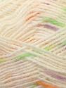 Fiber Content 100% Baby Acrylic, White, Orange, Lavender, Brand ICE, Green, Yarn Thickness 2 Fine  Sport, Baby, fnt2-23502