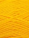 Fine Weight  Fiber Content 100% Acrylic, Yellow, Brand ICE, Yarn Thickness 2 Fine  Sport, Baby, fnt2-23689