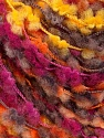Fiber Content 51% Wool, 49% Polyamide, Yellow, Orange, Brand ICE, Grey, Fuchsia, Yarn Thickness 4 Medium  Worsted, Afghan, Aran, fnt2-24348