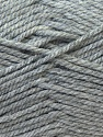 Bulky  Fiber Content 100% Acrylic, Light Grey, Brand ICE, Yarn Thickness 5 Bulky  Chunky, Craft, Rug, fnt2-24501