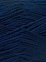 Fiber Content 100% Acrylic, Navy, Brand ICE, Yarn Thickness 1 SuperFine  Sock, Fingering, Baby, fnt2-24608