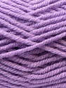Fiber Content 60% Acrylic, 20% Wool, 20% Alpaca, Lilac, Brand ICE, Yarn Thickness 5 Bulky  Chunky, Craft, Rug, fnt2-25357