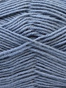 Fiber Content 100% Virgin Wool, Indigo Blue, Brand ICE, Yarn Thickness 3 Light  DK, Light, Worsted, fnt2-25659