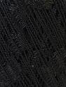 Trellis  Fiber Content 95% Polyester, 5% Lurex, Brand ICE, Black, Yarn Thickness 5 Bulky  Chunky, Craft, Rug, fnt2-25700