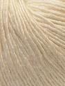 Fiber Content 48% Merino Wool, 27% Acrylic, 25% Polyamide, White, Brand ICE, Yarn Thickness 2 Fine  Sport, Baby, fnt2-26131
