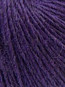 Fiber Content 48% Merino Wool, 27% Acrylic, 25% Polyamide, Purple, Brand ICE, Yarn Thickness 2 Fine  Sport, Baby, fnt2-26146