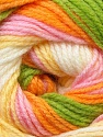 Fiber Content 100% Baby Acrylic, Yellow, White, Pink, Orange, Brand ICE, Green, Yarn Thickness 2 Fine  Sport, Baby, fnt2-29609