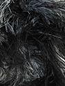 Fiber Content 100% Polyamide, Brand ICE, Grey, Black, Yarn Thickness 5 Bulky  Chunky, Craft, Rug, fnt2-31646