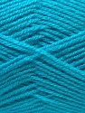 Fiber Content 100% Baby Acrylic, Turquoise, Brand ICE, Yarn Thickness 2 Fine  Sport, Baby, fnt2-33132