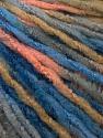 Fiber Content 100% Acrylic, Yarn Thickness Other, Orange, Lilac, Khaki, Brand ICE, Blue, fnt2-33488