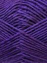 Fiber Content 50% Bamboo, 25% Dralon, 25% Cotton, Lavender, Brand ICE, Yarn Thickness 2 Fine  Sport, Baby, fnt2-34213
