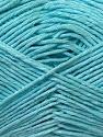 Fiber Content 50% Bamboo, 25% Dralon, 25% Cotton, Light Blue, Brand ICE, Yarn Thickness 2 Fine  Sport, Baby, fnt2-34214