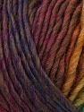 Fiber Content 60% Wool, 40% Acrylic, Purple, Pink, Brand ICE, Green Shades, Camel, Yarn Thickness 4 Medium  Worsted, Afghan, Aran, fnt2-34606