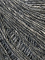 Fiber Content 35% Wool, 30% Baby Camel, 20% Viscose, 15% Polyamide, Yarn Thickness Other, Brand ICE, Grey, fnt2-34663