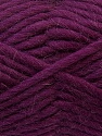 Perfect for felting in the washing machine. Shrinkage about 30%-40% Fiber Content 100% Virgin Wool, Purple, Brand ICE, Yarn Thickness 5 Bulky  Chunky, Craft, Rug, fnt2-34702