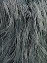Fiber Content 100% Polyamide, Brand KUKA, Grey, Yarn Thickness 5 Bulky  Chunky, Craft, Rug, fnt2-35175