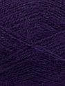 Fiber Content 60% Acrylic, 40% Angora, Purple, Brand ICE, Yarn Thickness 2 Fine  Sport, Baby, fnt2-35210