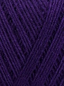 Fiber Content 100% Bamboo, Purple, Brand ICE, Yarn Thickness 2 Fine  Sport, Baby, fnt2-35226