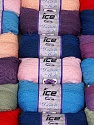 Dantelle Mesh  Fiber Content 65% Nylon, 35% Acrylic, Yarn Thickness Other, Brand ICE, fnt2-35286