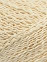Fiber Content 80% Cotton, 20% Merino Wool, Yarn Thickness Other, Brand ICE, Cream, fnt2-35407