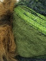 Fiber Content 5% Metallic Lurex, 45% Polyamide, 25% Acrylic, 25% Polyester, Brand ICE, Green Shades, Brown, Yarn Thickness 5 Bulky  Chunky, Craft, Rug, fnt2-35508