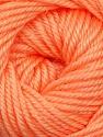 Fiber Content 60% Premium Acrylic, 40% Merino Wool, Light Orange, Brand ICE, Yarn Thickness 2 Fine  Sport, Baby, fnt2-35571
