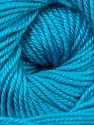 Fiber Content 60% Premium Acrylic, 40% Merino Wool, Turquoise, Brand ICE, Yarn Thickness 2 Fine  Sport, Baby, fnt2-35574