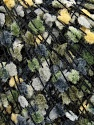 Fiber Content 80% Acrylic, 20% Polyester, Yellow, Brand ICE, Grey, Green, Black, Yarn Thickness 3 Light  DK, Light, Worsted, fnt2-35628