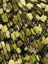 Fiber Content 80% Acrylic, 20% Polyester, Brand ICE, Green Shades, Black, Yarn Thickness 3 Light  DK, Light, Worsted, fnt2-35629