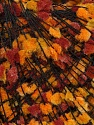 Fiber Content 80% Acrylic, 20% Polyester, Orange, Olive Green, Brand ICE, Copper, Black, Yarn Thickness 3 Light  DK, Light, Worsted, fnt2-35630