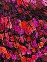 Fiber Content 80% Acrylic, 20% Polyester, Purple, Orange, Brand ICE, Brown, Black, Yarn Thickness 3 Light  DK, Light, Worsted, fnt2-35632