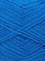 Fiber Content 70% Angora, 30% Acrylic, Brand ICE, Blue, Yarn Thickness 2 Fine  Sport, Baby, fnt2-35675