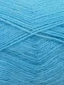 Fiber Content 70% Angora, 30% Acrylic, Light Blue, Brand ICE, Yarn Thickness 2 Fine  Sport, Baby, fnt2-35676