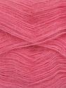 Fiber Content 70% Angora, 30% Acrylic, Pink, Brand ICE, Yarn Thickness 2 Fine  Sport, Baby, fnt2-35683