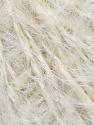 Fiber Content 65% Wool, 35% Nylon, White, Yarn Thickness Other, Brand ICE, Cream, fnt2-35685