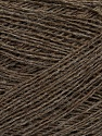 Fiber Content 60% Baby Alpaca, 25% Merino Wool, 15% Nylon, Brand ICE, Brown, Yarn Thickness 1 SuperFine  Sock, Fingering, Baby, fnt2-35750