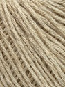 Fiber Content 60% Acrylic, 40% Wool, Yarn Thickness Other, Brand ICE, Beige, fnt2-35820