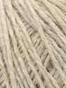 Fiber Content 50% Acrylic, 50% Wool, Brand ICE, Beige, Yarn Thickness 3 Light  DK, Light, Worsted, fnt2-35932