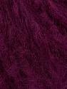 Fiber Content 45% Acrylic, 25% Wool, 20% Mohair, 10% Polyamide, Purple, Brand ICE, Yarn Thickness 4 Medium  Worsted, Afghan, Aran, fnt2-35983