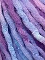 Fiber Content 100% Acrylic, Lilac Shades, Brand ICE, Yarn Thickness 5 Bulky  Chunky, Craft, Rug, fnt2-36079