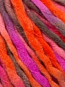 Fiber Content 100% Acrylic, Pink, Orange, Brand ICE, Grey, Yarn Thickness 5 Bulky  Chunky, Craft, Rug, fnt2-36081