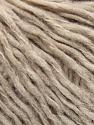 Fiber Content 100% Acrylic, Brand ICE, Beige, Yarn Thickness 4 Medium  Worsted, Afghan, Aran, fnt2-36188