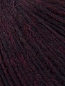 Fiber Content 7% Nylon, 40% Wool, 28% Acrylic, 25% Superfine Alpaca, Maroon, Brand ICE, Yarn Thickness 5 Bulky  Chunky, Craft, Rug, fnt2-36202
