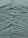 Fiber Content 70% Premium Acrylic, 30% Wool, Brand ICE, Grey, Yarn Thickness 3 Light  DK, Light, Worsted, fnt2-36319