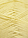 Fiber Content 100% Acrylic, Light Yellow, Brand ICE, fnt2-36377
