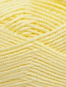 Fiber Content 100% Acrylic, Lemon Yellow, Brand ICE, fnt2-36378